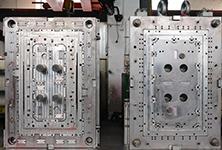 工程六角护坡塑料模具专用